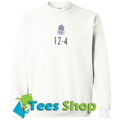 12-4 Sweatshirt