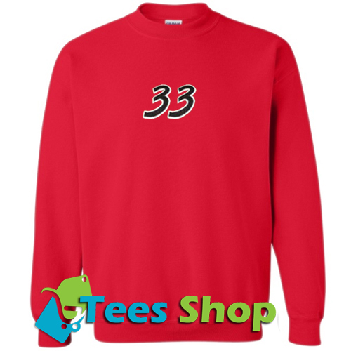 33 Korean Sweatshirt