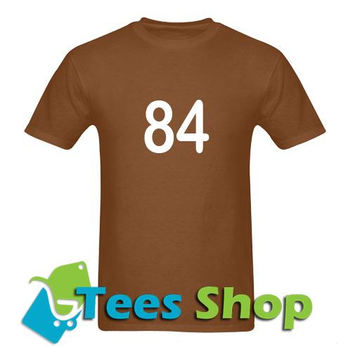 84 Font T-Shirt