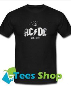 ACDC Est.1973 T-Shirt