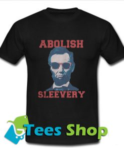 Abolish Sleevery T-Shirt