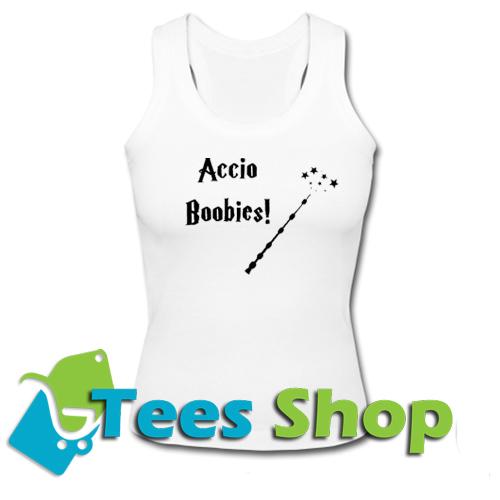 Accio Boobies Tank Top