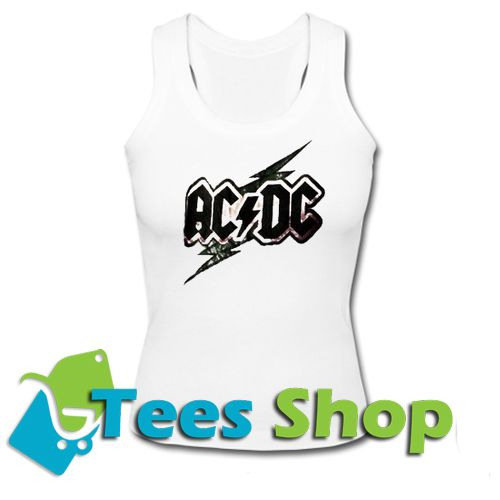 Acdc Tank top