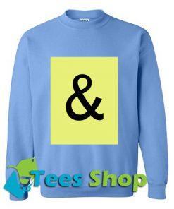 And Sweatshirt