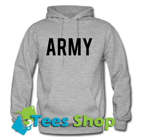 Army Hoodie