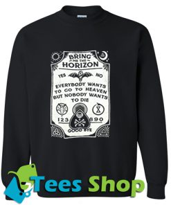 Bring Me The Horizon Spirit Board Sweatshirt