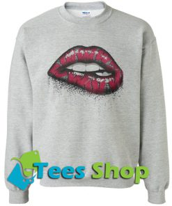 Carolina Panthers Lip Sweatrshirt