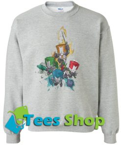 Castle Crashers Sweatshirt