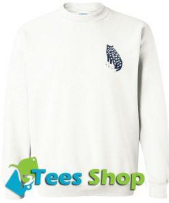 Cat eye sweatshirt