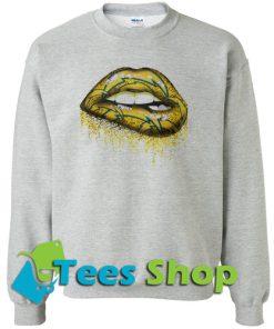 Changers lip Sweatshirt