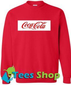 Coca Cola Trade Mark Sweatshirt
