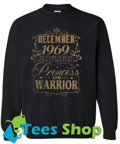 December 1969 Sweatshirt
