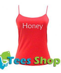 Honey Red TankTop - Tees Shop