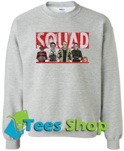 Michael Horror Squad Sweatshirt