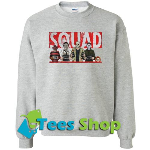 Michael Horror Squad Sweatshirt