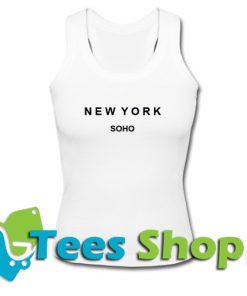 New york soho TankTop