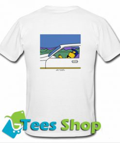 Scenic Simpsons T-Shirt