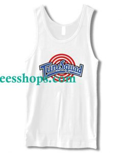 Space jam Lola bunny Tank top