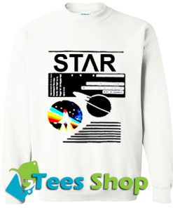 Star Rocket Sweatshirt