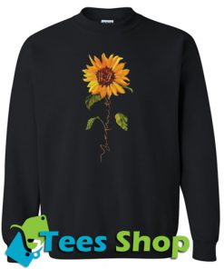 Sun Flowers Sweatshirt