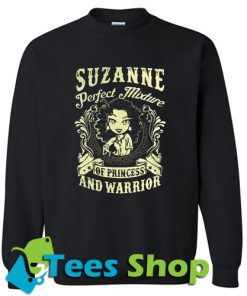 Suzanne Perfect Mixture Sweatshirt