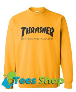 Thrasher Skateboard magazine Sweatshirt