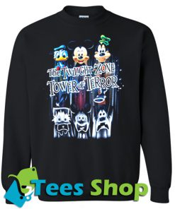 Twilight Zone Tower Sweatshirt