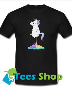 Unicorn Fart T-Shirt