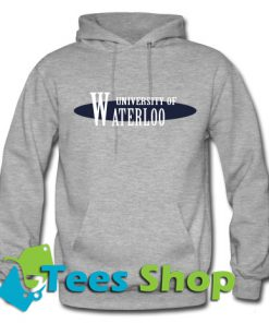 University Of Water loo Hoodie