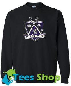 VTG 90's Authentic CCM Los Angeles Kings NHL Jersey sweatshirt