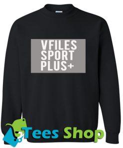 Vfiles sport Plus Sweatshirt
