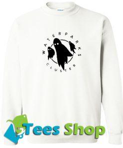 Waterparks Cluster Ghost Sweatshirt