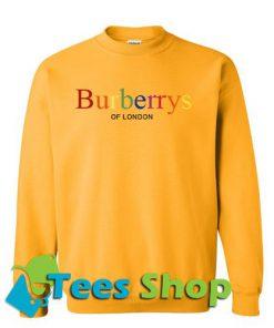 burberrys sweatshirt