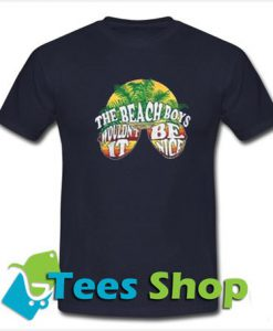 the beach boys T-shirt - Tees Shop