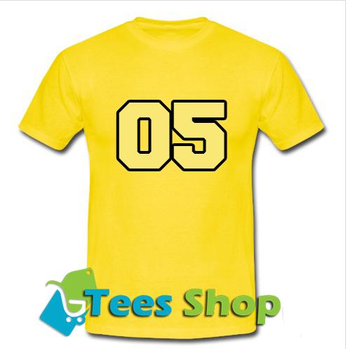 05 Font T-Shirt