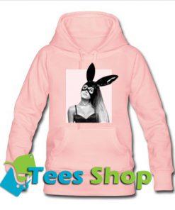 Ariana Grande's Dangerous Woman Tour Light Pink Hoodie