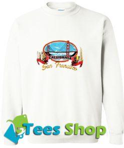 California San Frascisco Sweatshirt