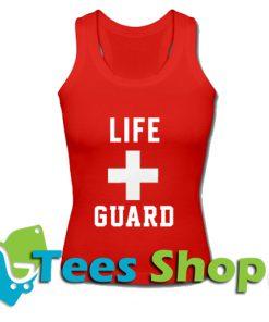 Life Guard Tank Top