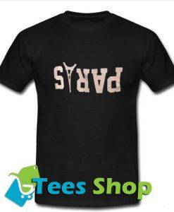 Paris Avicii T shirt
