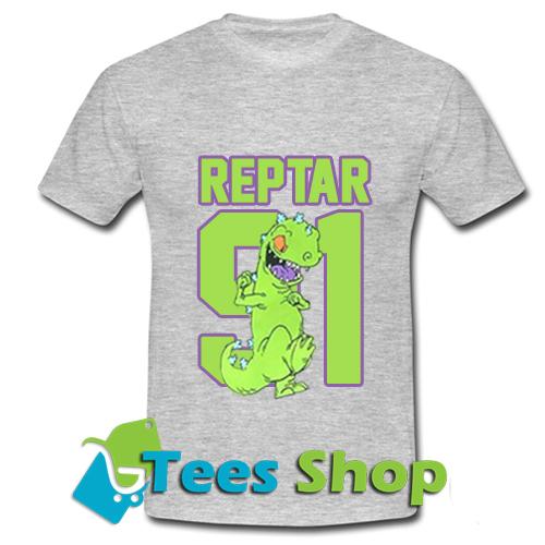 Reptar 91 Dinosaurus T-shirt