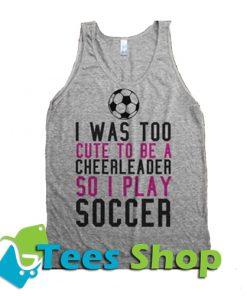 Soccer TankTop