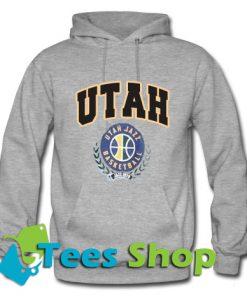 Utah Jazz Basketball Hoodie