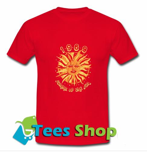 1969 Summer Of The Sun T-Shirt