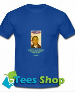 A Shirt By Kevin Abstract 'keep going' T-Shirt