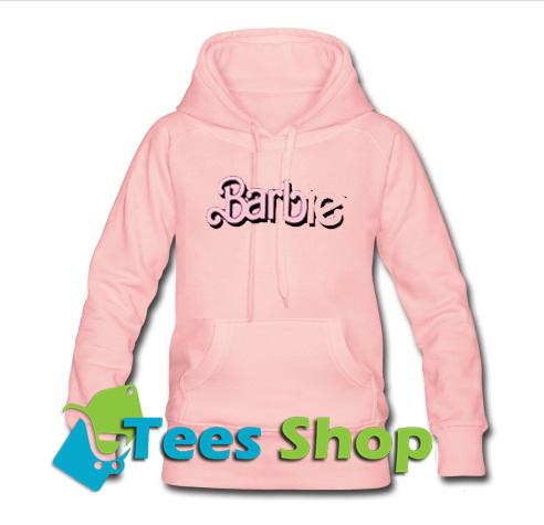 Barbie Font Hoodie