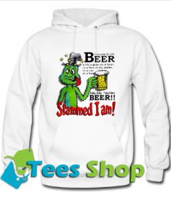 Beer With A Goat On A Boat Hoodie