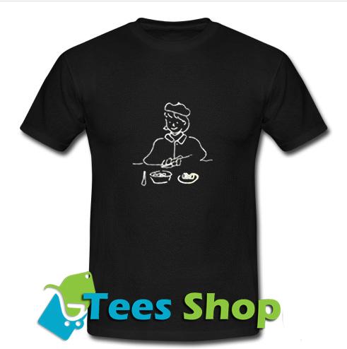 Boy Art T-Shirt