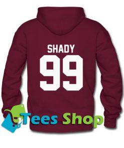 Shady 99 Back Hoodie