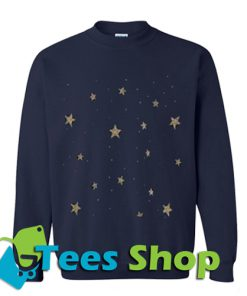 Star Christmas Sweatshirt