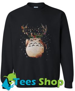 Studio Ghibli Christmas ugly Sweatshirt
